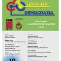 10 aprile lavoro legalitaì democrazia