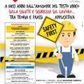 18 giugno sicurezza lavoro