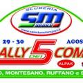 6 rally 5 comuni logo
