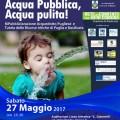 acqua pubblica acqua pulita locandina
