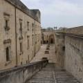 attraverso il castello lecce
