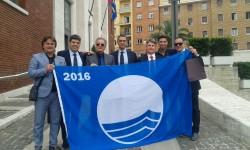 bandiera blu otranto 2016