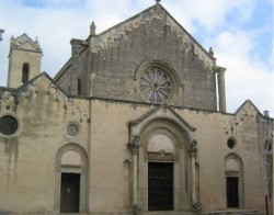 basilica di santa caterina galatina