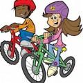 bimbi in bici