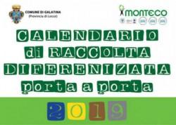 calendario galatina2019