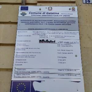 cartello di cantiere 1
