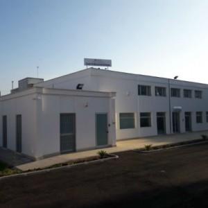 centro polifunzionale aradeo