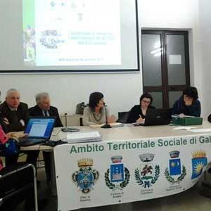 conferenza servizi ambito zona galatina