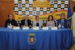 conferenza stampa l