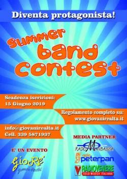 contest locandina