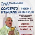don donato organo manifesto