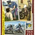 francobollo 70 stradale