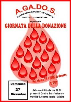 giornata donazione 27 dicembre