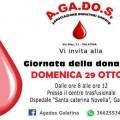 giornata della donazione agados 291017