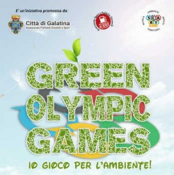 green olympic game new 1