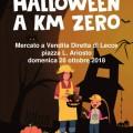 halloweena km zero lecce 28 ottobre 2018
