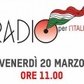 la radio per italia
