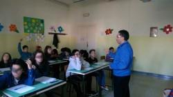lezione in classe