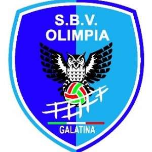 logo sbv olimpia galatina scudetto