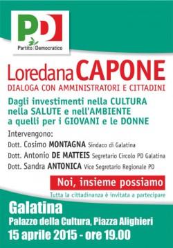 loredana-capone-pd-galatina