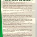 manifesto idea