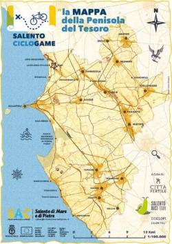 mappa penisola