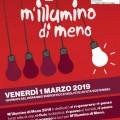 millumino di meno 2019 locandina club galatina