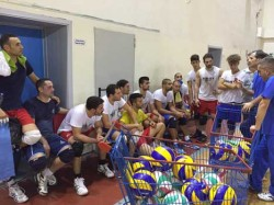 olimpia galatina in briefing