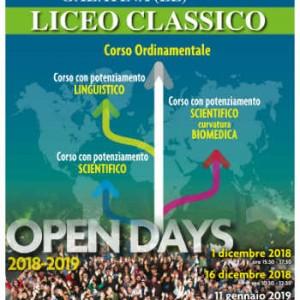 open days classico