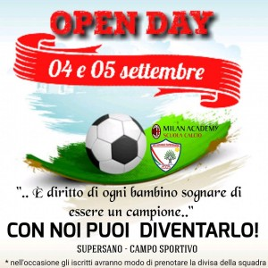 openday supersano
