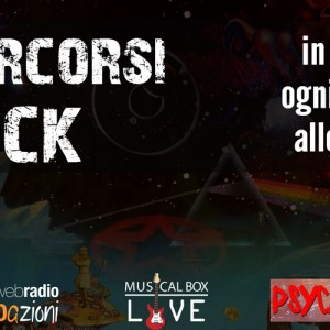 percorsi rock web