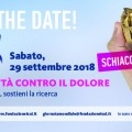 savethedate 2018 dolore cronico