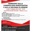 seminario criminologia