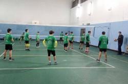 showy boys allenamento 1