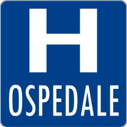 simbolo ospedale