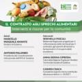 web locandina il contrasto agli sprechi alimentari
