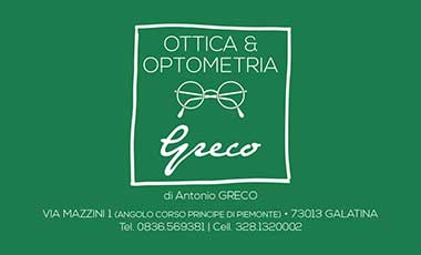 ottica greco