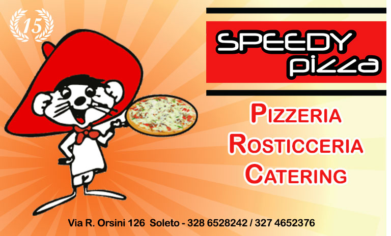 speedy pizza