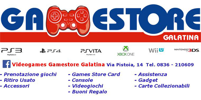 Banner Games Store